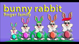Rabbit Bunny Finger Family