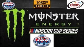 NASCAR LIVE @HOMESTEAD MIAMI SPEEDYWAY ECOBOOST 400 1080p HD MONSTER ENERGY CUP