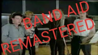 BAND AID - do they know it's Christmas (1984) remastered