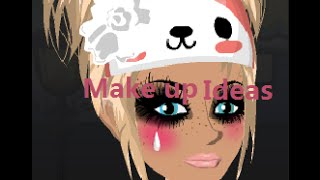 Make Up Ideas For Girls | MSP Tips #1