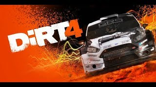 Dirt 4 The Best Rally of Codemasters