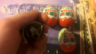 Kinder Surprise eggs Masha and Bears. New review!