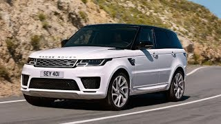 New Ranger ROVER SPORT 2019 | Test Ride .