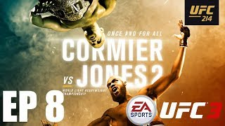 Re-Living Daniel Cormier Ep 8 UFC 3 PS4