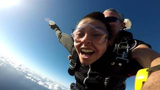 SKYDIVING IN KAUAI HAWAII - Z.G.