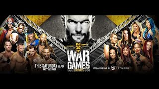WWE PPV NXT TakeOver: WarGames 2019 [FR]