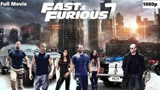 Fast And Furious 7 Hindi Dubbed full movie HD
