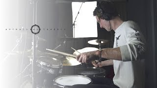 Animals As Leaders - Kascade Drum Cover by Tom Verstappen