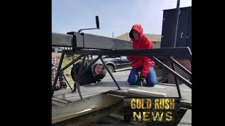 GOLD RUSH NEWS YouTube Channel Analytics and Report