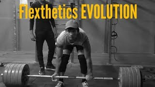 Flexthetics EVOLUTION Introduction Gym Motivation