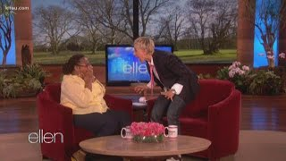Ellen pays tribute to Manvel woman who died after battle with breast cancer