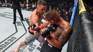 UFC 241 Pettis vs Nate Diaz Full fight