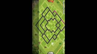 New Defence Base 2016 On August!!!!Safe Your Storage - clash of clans