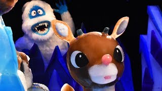 ICE! Featuring Rudolph the Red Nosed Reindeer at Gaylord National Harbor 2017, Full Walk-Through