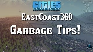Cities Skylines: Garbage Tips!