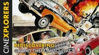 Rediscovering: Grand Theft Auto (1977)