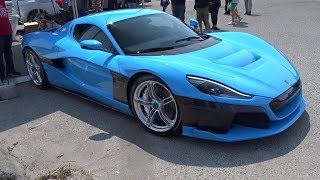 The 1900HP Rimac Concept TWO | This hypercar can do 0-60 in 1.85 Seconds!!