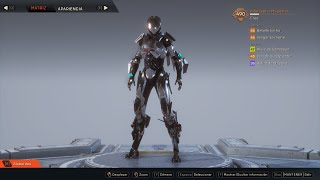 Anthem The Real best dps with 490 gear