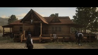 Red Dead Redemption 2 - Building a House