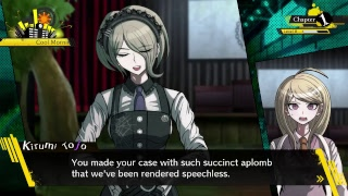 Danganronpa v3 BLIND: Prologue and NOT Ch1 sorry