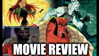 Hellboy: Sword of Storms Movie Review