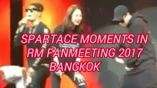 Spartace Love Best Moments RM Fanmeeting