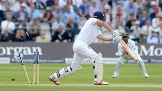Alastair Cook Bowled By Mohammad Amir 149-5 England vs Pakistan, 1st Test  in loard