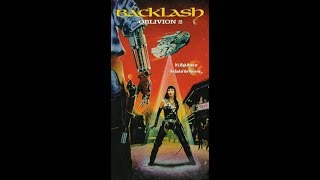Backlash: Oblivion 2 (1996) Previews - Late 1990s/Early 2000s Reprint