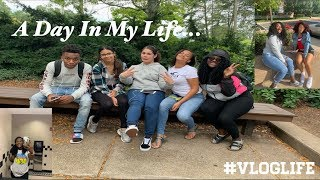 A DAY IN MY LIFE | MY NEW SCHOOL