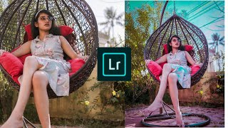 Yellow Blue Colour Effect | Lightroom Mobile | Easy Steps | By Bipul Editz