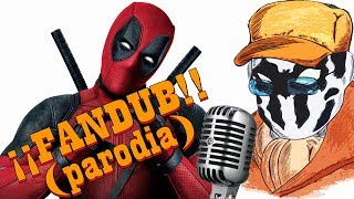 Fandub de Rodschach: Deadpool Trailer (Doblaje Parodia) ft. Crowloss