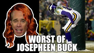 Worst Calls of Joe Buck Done by His Step Sister