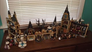My LEGO Harry Potter Collection