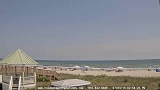 Holden Beach Vacations Webcam