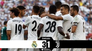 Real Madrid vs Juventus 3-1 Resumen Highlights ICC 2018