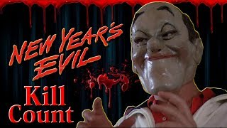New Year's Evil (1980) - Kill Count