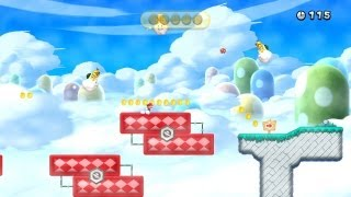 New Super Mario Bros. U -- Don't. Touch. Anything. (Gold Medal)