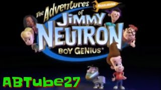 The Adventures Of Jimmy Neutron Boy Genius - Theme (Brazilian Portuguese, HQ)