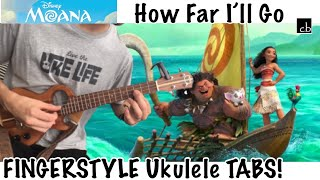 Connor Berry Fingerstyle Ukulele TABS YouTube Channel