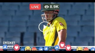 England vs Australia 4th ODI - Live streaming - 21 june 2018