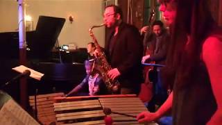Alfred Kpebsaane + Brittany Anjou with the Michael Eaton Quartet - The Owl Music Parlor
