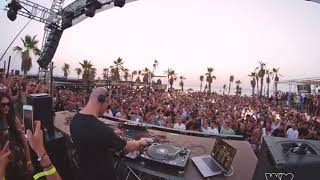 Marco Carola smashing Antony Toga's Rebirth remix again at We Love Party Afrobar Catania July 2018