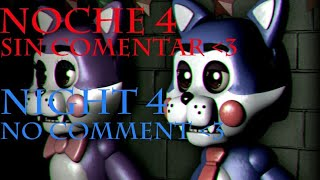 Five Nights At Candys noche 4 gameplay sin comentar