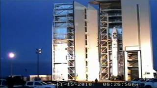 Minotaur rocket launch countdown rehearsal
