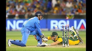 Fastest Direct Hit Runouts in Cricket History Ever