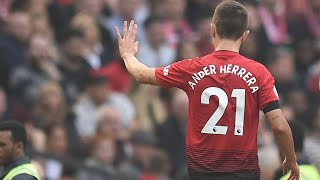 Ander Herrera - thank you for everything! ● Welcome to PSG! ● Skills and Goals
