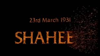 Saheed 23 March 1931 full movi
