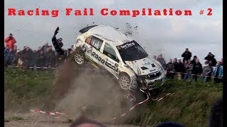 Racing and Rally Crash & Fail Compilation #2