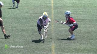 Cole_Coleman_Williams Lacrosse highlights