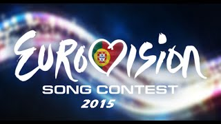 EUROVISION SONG CONTEST 2015 - (PORTUGAL) Paroles traduit